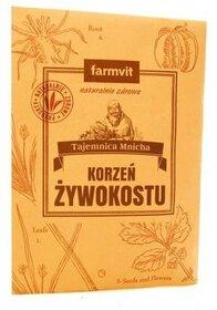 Korzeń żywokostu - Farmvit -50g